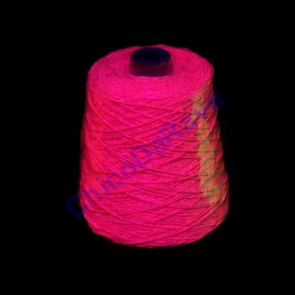 Barbante rosa fluorescente - 150