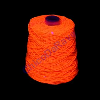 Barbante laranja fluorescente - 153