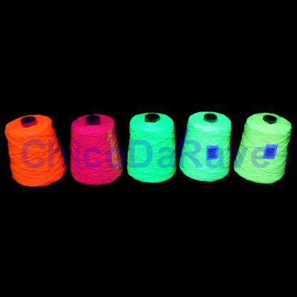 Barbante fluorescente