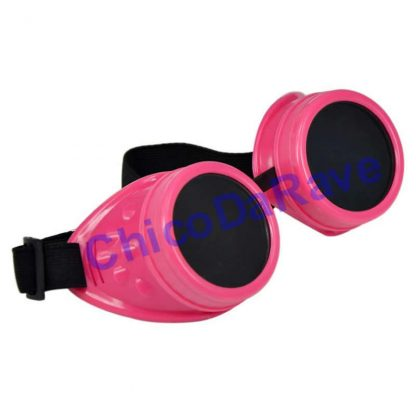 Cyber goggles rosa pink fluorescente