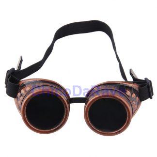 Goggles Steampunk cobre