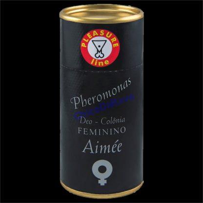 Perfume feminino com feromônios - Pheromonas Aimée