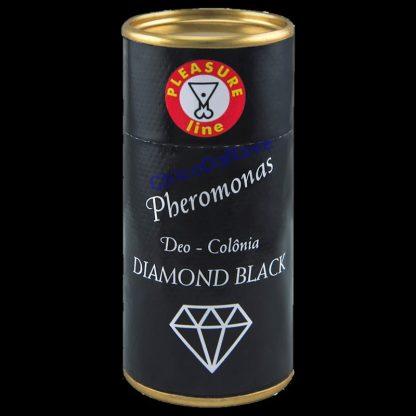 Perfume masculino com feromônios - Pheromonas Diamond Black