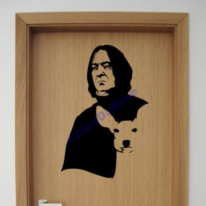 Adesivo Severus Snape - 30x20cm